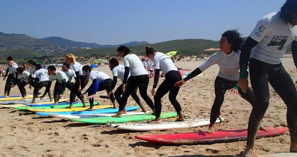 VIAJE DE SURF Y ESCALADA A PORTUGAL DEL 4 AL 9 DE SEPTIEMBRE